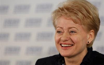Инаугурация президента Литвы