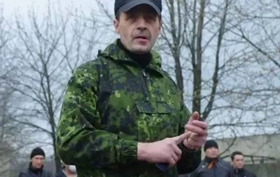 Горловский сепаратист Бес пытается захватить власть в Донецке - СМИ