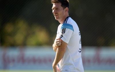 Лионель Месси: Аргентина не зависит от меня