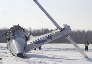 СК РФ назвал основную версию авиакатастрофы под Тюменью