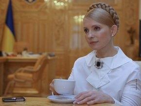 СМИ: Тимошенко заболела и не вышла на работу