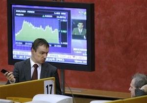 Украинский фондовый рынок продолжает затяжное падение