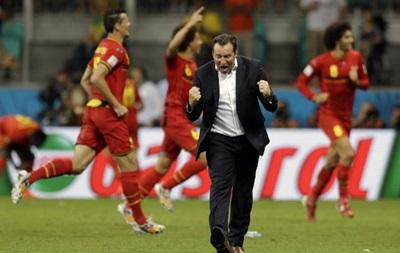 Чемпионат мира: Бельгия становится последним участником 1/4 финала