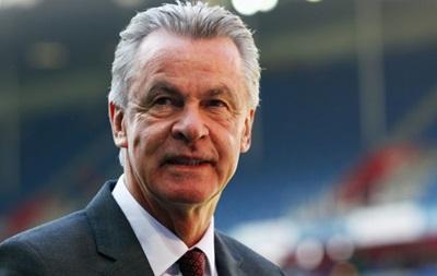 Наставник сборной Швейцарии завершил тренерскую карьеру