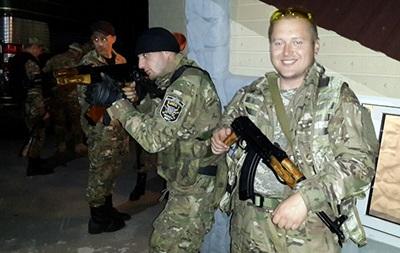 В зону АТО отправился спецбатальон Киев-1