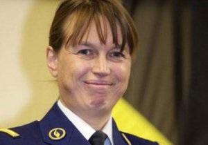 В Бельгии главным комиссаром полиции впервые стала женщина