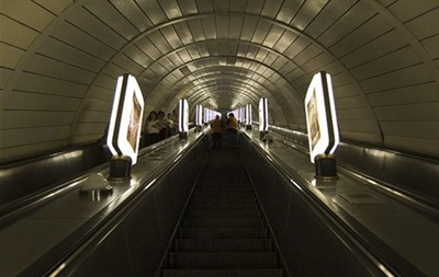 Эскалатор станции метро Майдан Незалежности закрывают на ремонт