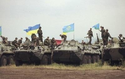 С начала АТО погибло 200 украинских военнослужащих
