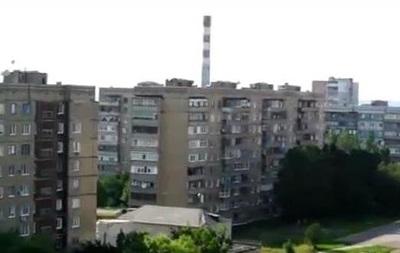 В Краматорске слышны взрывы, в городе включили сирену
