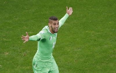 Игроки сборной Алжира пожертвуют премиальные за ЧМ-2014 жителям Газы