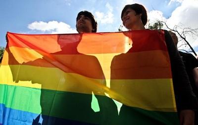 В Киеве намерены провести гей-парад