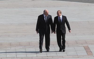 Секретная беседа. Встреча Путина и Лукашенко в фотографиях