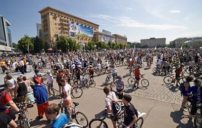 В Харькове пройдет велофлешмоб