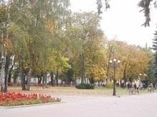 Мэр Чернигова подарил жителям города светомузыкальный фонтан стоимостью 3 млн