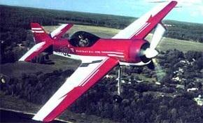 Под Миланом разбился спортивный самолет Су-31