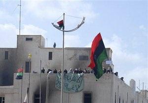 Италия признала правительство повстанцев единственной легитимной властью в Ливии