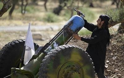 У Британии был план обучения и оснащения повстанческой армии в Сирии