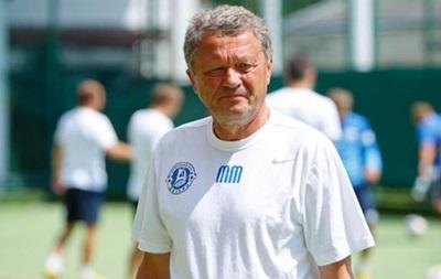 Маркевич не взял на второй сбор Днепра Бабенко и Кобахидзе