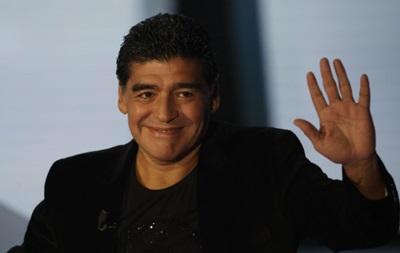 FIFA решила не пускать Марадону в VIP-ложу на матчи ЧМ-2014