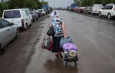 Начнется эвакуация жителей зоны АТО