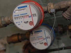 В Киеве более 800 жилых домов лишили горячего водоснабжения