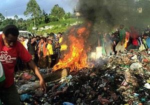 В Папуа-Новой Гвинее отменят закон о колдовстве
