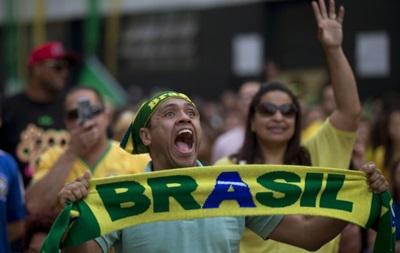 Чемпионат мира: Бразилия в тяжелом поединке обыгрывает Колумбию