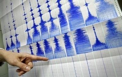 В Японии произошло землетрясение магнитудой 5,8