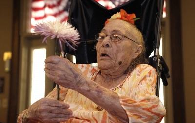 Американка в возрасте 116 лет признана самым пожилым человеком в США