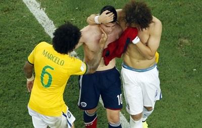 Радость Бразилии и слезы Колумбии: Итоги двадцать третьего дня чемпионата мира по футболу