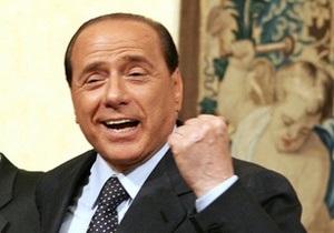 Берлускони в шестой раз стал дедом