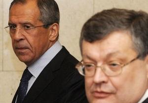 Грищенко рассказал о прогрессе в решении Азово-Керченского вопроса