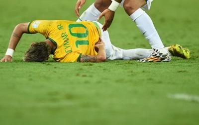 Роналдо: Суньига намеренно нанес травму Неймару