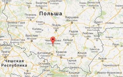 В Польше разбился самолет с парашютистами, 11 жертв