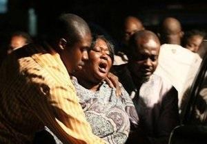 В нигерийской столице прогремел взрыв: есть погибшие