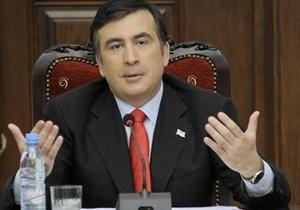 DW: Саакашвили оказался не таким, как Путин
