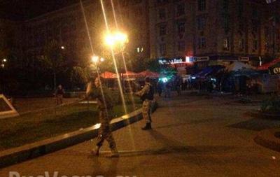 Самооборона Майдана: Ночная стрельба была провокацией