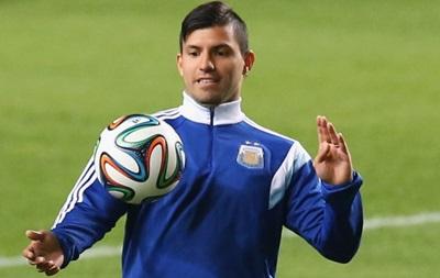 ЧМ-2014: Серхио Агуэро готов сыграть против Голландии