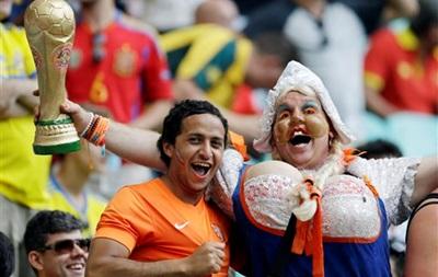 Матч Нидерланды – Аргентина