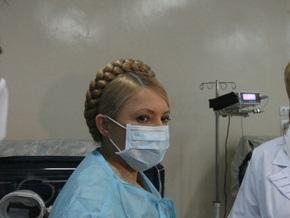 Тимошенко: Украина способна изготовить собственную вакцину от гриппа A/H1N1
