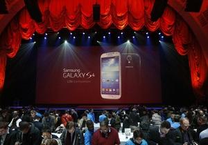 Новый Samsung Galaxy - Смартфоны на Android - Лучшие смартфоны - Samsung представила новый флагманский смартфон Galaxy S IV