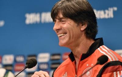 Тренер сборной Германии: Мы дадим настоящий бой бразильцам