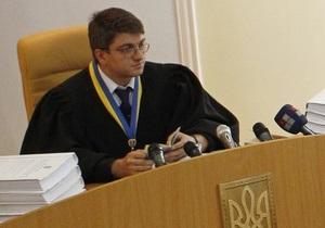 Киреев третий час зачитывает материалы дела Тимошенко