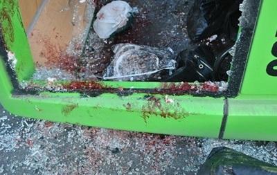 В Луганске осколками снаряда убило двоих пассажиров маршрутки