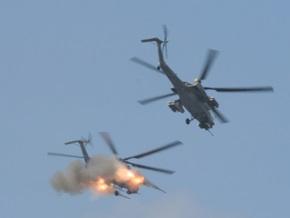 В России во время испытаний разбился новейший боевой вертолет