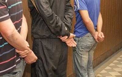 В Харьковской области задержали группу диверсантов