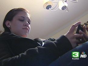 Американка отправила 300 тысяч SMS-сообщений за месяц