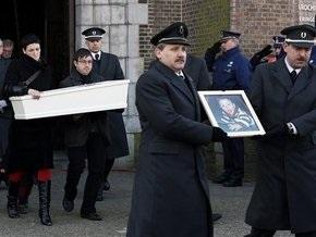 В Бельгии хоронят жертв напавшего на ясли 20-летнего мужчины
