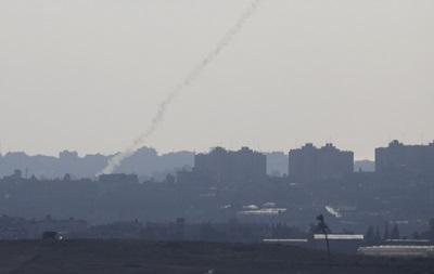 Над Тель-Авивом перехвачена палестинская ракета