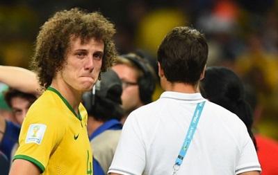 Защитник сборной Бразилии: Прошу прощения у всех бразильцев